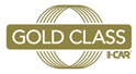 Gold Class I-CAR Certified
